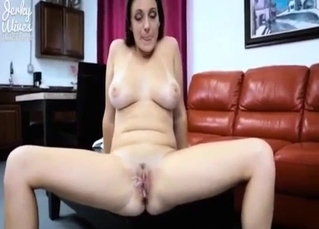 Stunning POV incest with a really slutty daughter