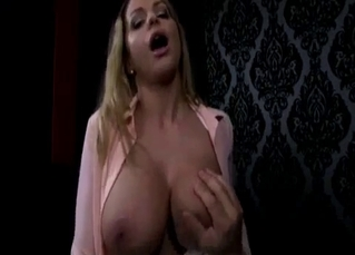 My sensual stepmother gives a perfect blowjob