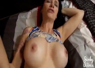 Perfect POV incest with a sweet big-ass sister