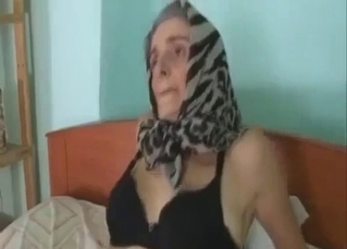 Absolutly Disgusting Incest With A Grandmother