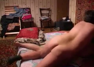 Real sister sucks and rides me in the bedroom
